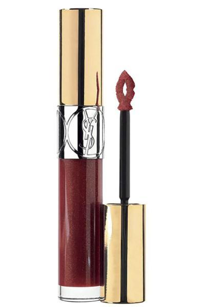 Yves Saint Laurent Gloss Volupté 104 Prune Organdi (W)  6ml, Lesk na pery