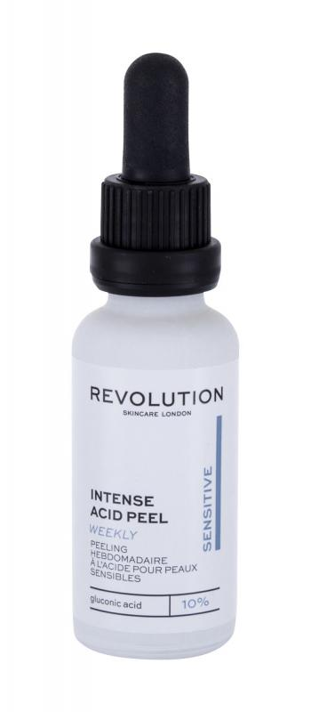 Revolution Skincare Sensitive Intense Acid Peel (W)  30ml, Peeling