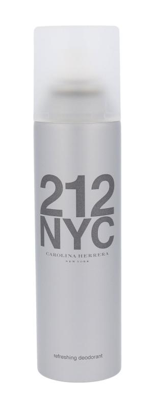 Carolina Herrera NYC 212 (W)  150ml, Dezodorant