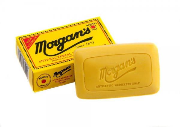 Morgans Anti-Bacterial Medicated Soap 80g, Antibakteriálne tuhé mydlo