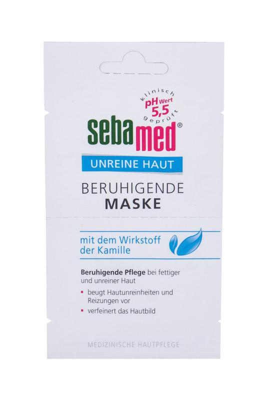 SebaMed Soothing Mask Sensitive Skin (W)  10ml, Pleťová maska