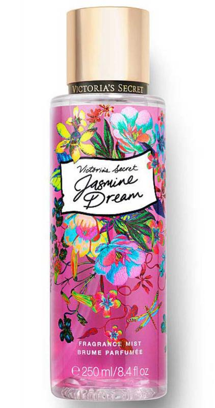 Victoria´s Secret Jasmin Dream 250ml, Telový sprej (W)