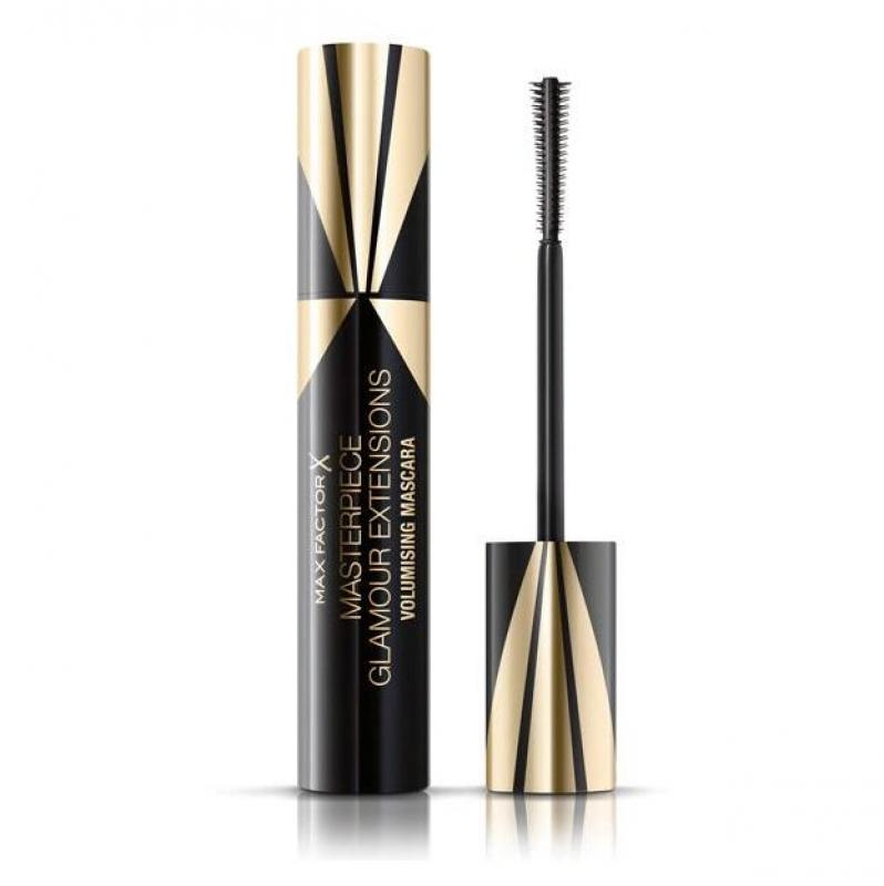 Max Factor Masterpiece Glamour Extensions 3v1 Black 12ml, Riasenka