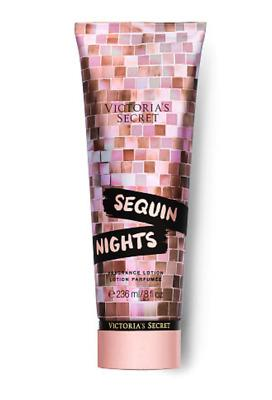 Victoria´s Secret Sequins Night 236ml, Telové mlieko (W)