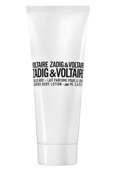 Zadig & Voltaire This is Her! (w) 200ml, Telove mlieko