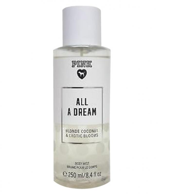 Victoria´s Secret All a Dream 250ml, Telový sprej (W)