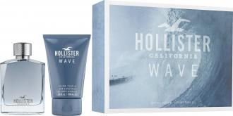 Hollister Wave for Him EdT 100ml + sprchový gel 100ml
