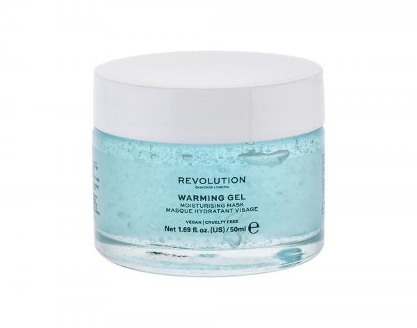 Revolution Skincare Warming Gel (W)  50ml, Pleťová maska