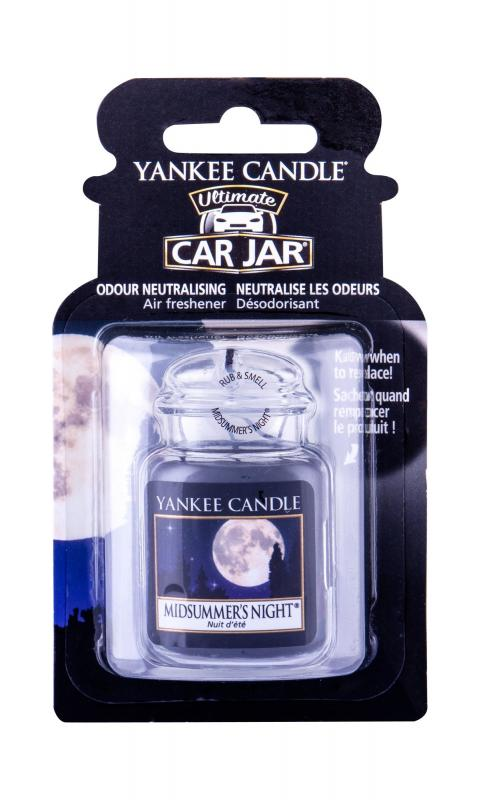 Yankee Candle Car Jar Midsummer´s Night (U)  1ks, Vôňa do auta