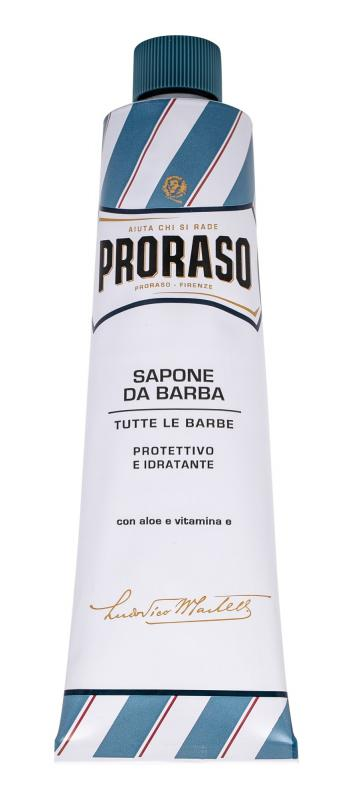 PRORASO Shaving Soap In A Tube Blue (M)  150ml, Pena na holenie