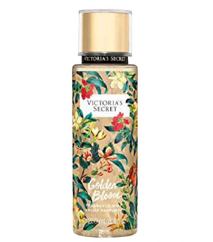 Victoria´s Secret Golden Bloom 250ml, Telový sprej (W)