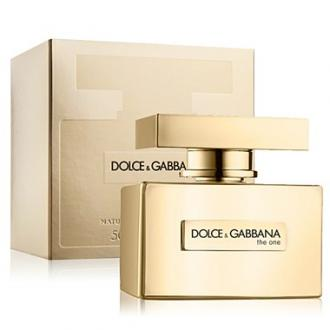 Dolce&Gabbana The One Gold 2014 Limited Edition 75ml, Parfumovaná voda