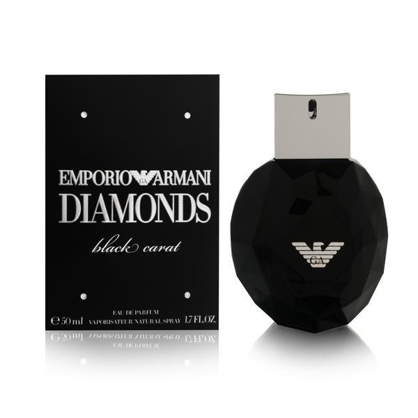 Giorgio Armani Diamonds Black Carat Women 50ml - Tester, Parfumovaná voda