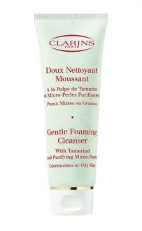 Clarins Gentle Foaming Cleanser Cleansing Care 125ml, Čistiaca pena (W)
