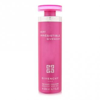 Givenchy Very Irresistible 200ml - Tester, Telové mlieko (W)