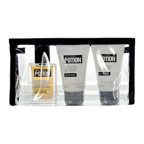 Dsquared2 Potion Edp 30ml + 30ml sprchový gel + 30ml telové mlieko
