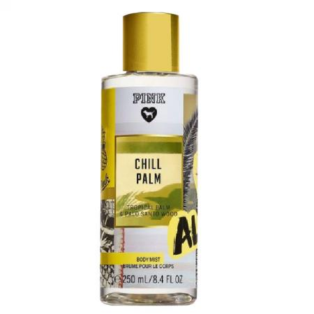 Victoria´s Secret Pink Chill Palm Mist 250ml, Telový sprej