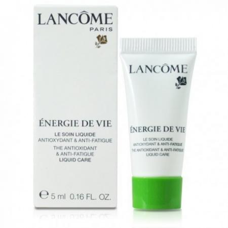 Lancome Energie de Vie Liquid Care 5ml, Pleťové sérum (W)