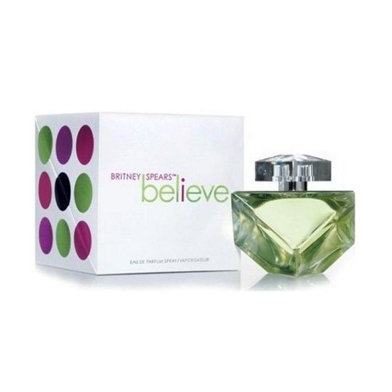 Britney Spears Believe 100ml, Parfumovaná voda (W)