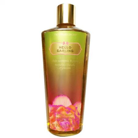 Victoria´s Secret Hello Darling 250ml, Sprchovací gél (W)