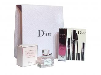Christian Dior Miss Dior EdP 5ml + riasenka Dior Diorshow Black mini 4ml, Darčeková sada
