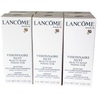 Lancome Visionnaire Nuit Night Gel In Oil 50ml, Nočný pleťový krém (W)
