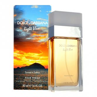 Dolce&Gabbana Light Blue Sunset in Salina Pour Femme 50ml, Toaletná voda (W)