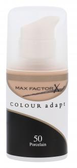 Max Factor Colour Adapt 50 Porcelain 34ml, Makeup