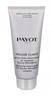 PAYOT Mousse Clarté Absolute Pure White 200ml, Čistiaci gél
