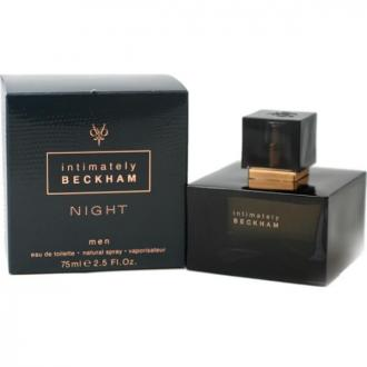 David Beckham Intimately Men Night 75ml, Toaletná voda (M)