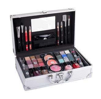 2K Fabulous Beauty Train Case 66,9g, Dekoratívna kazeta