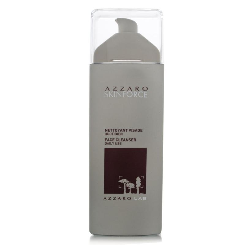 Azzaro Skinforce For Men Face Cleanser 150 ml, Čistiací gél
