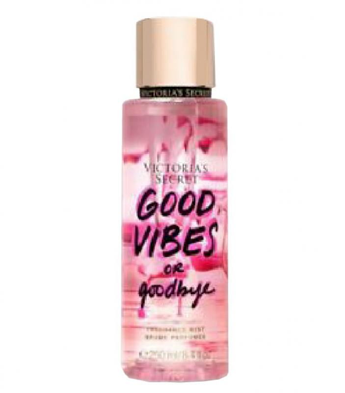 Victoria´s Secret Vibes Or Goodbey 250ml, Telový sprej (W)