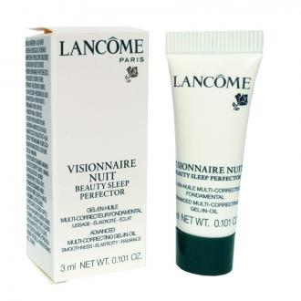 Lancome Visionnaire Nuit Night Gel In Oil 3ml, Nočný pleťový krém (W)
